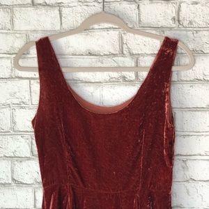 RACHEL Rachel Roy Dresses - RACHEL ROY Crushed Velvet  mini dress. Size 4